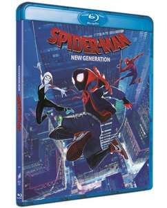 [Précommande] Blu-Ray Spider-Man : New Generation