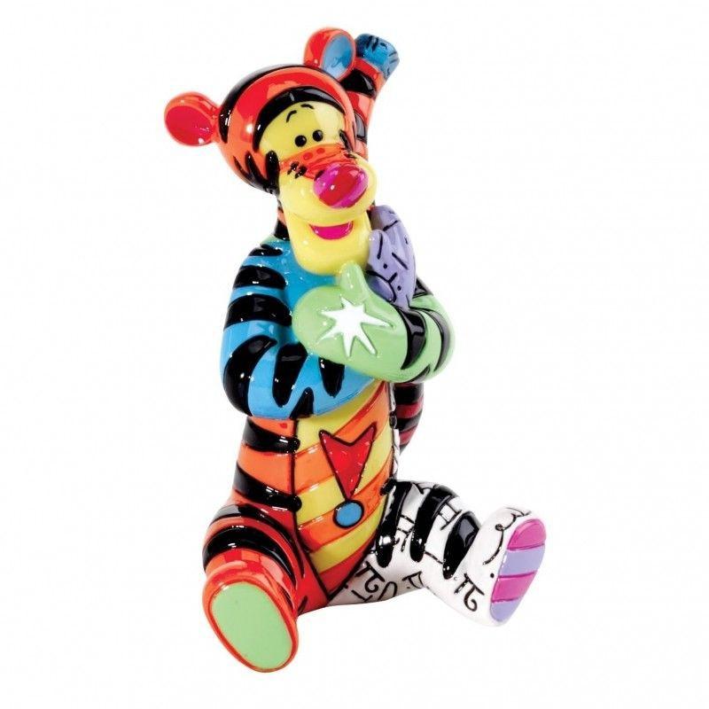 Sélection de figurines en promotion - Ex : Figurine Britto Disney - Winnie L'ourson - Tigrou Mini (Fenêtre transparente)