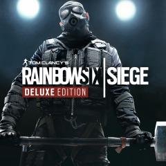 Tom Clancy's Rainbow Six Siege Deluxe Edition sur PS4 (Dematerialisé)