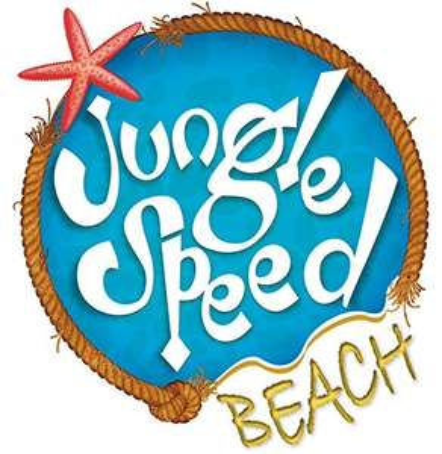 Jeu de société Asmodée Jungle Speed Beach