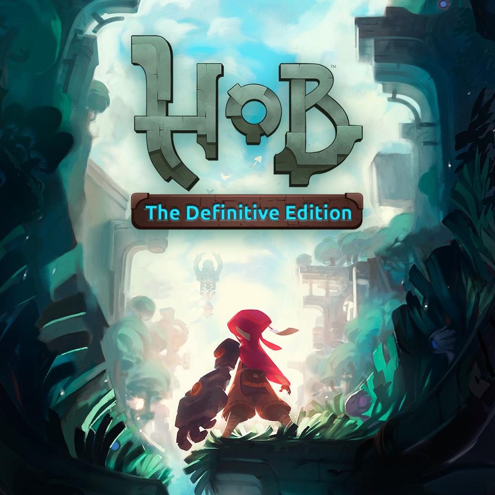 Hob : The Definitive Edition sur Nintendo Switch (Dématérialisé - Store Russe)