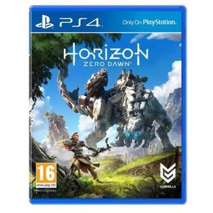 Horizon : Zero Dawn sur PS4