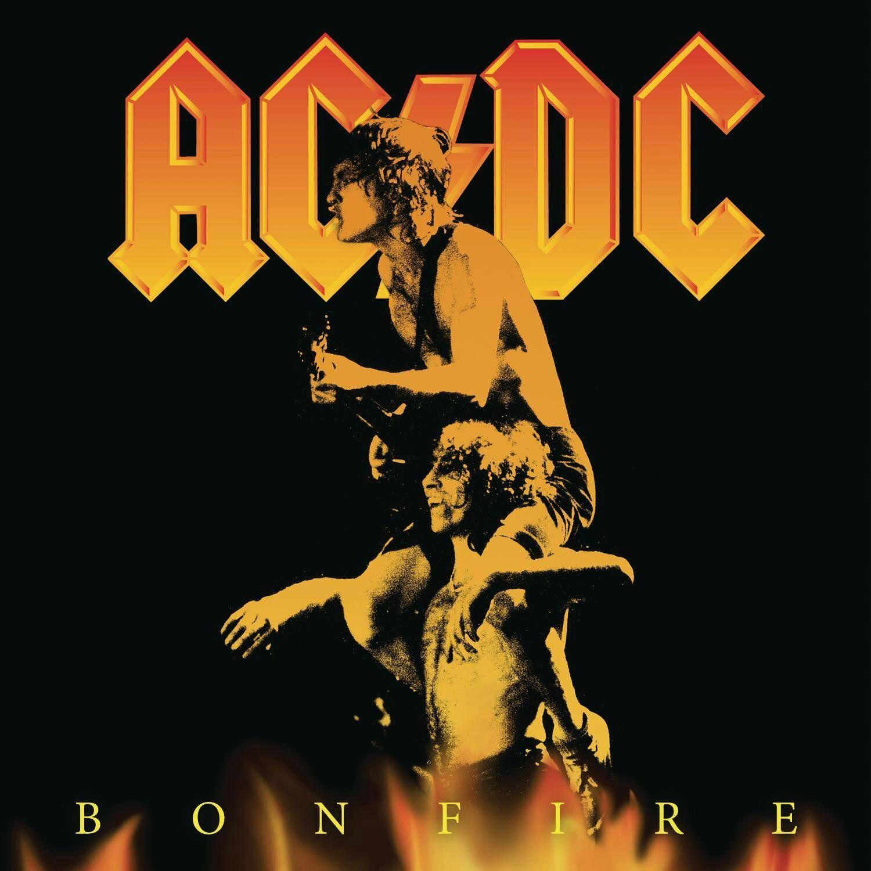 Coffret Bonfire d'AC/DC - 5 CD