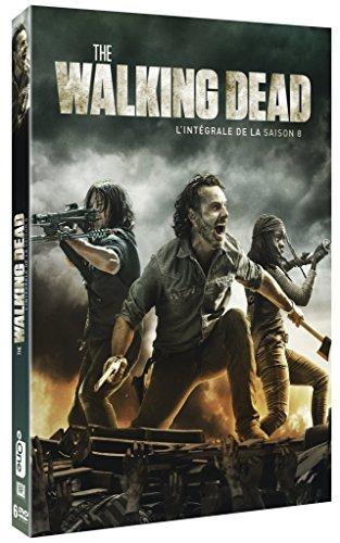 Coffret DVD The Walking Dead - L'intégrale de la saison 8