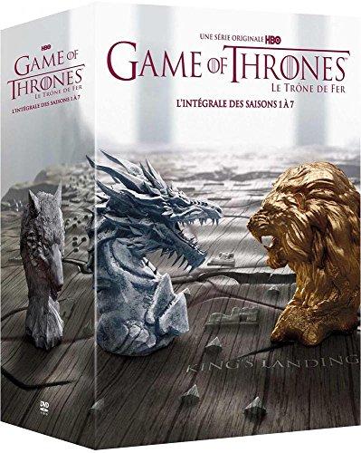 Coffret DVD Game of Thrones (Le Trône de Fer) - L'intégrale des saisons 1 à 7 HBO