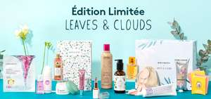 Box Birchbox Edition Limitée Leaves And Clouds