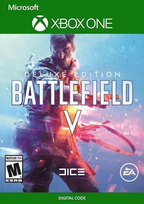 Battlefield V : Edition Deluxe sur Xbox One (Dématérialisé)