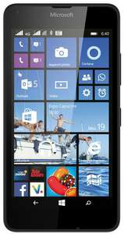 Smartphone Microsoft Lumia 640 Dual Sim noir 4G