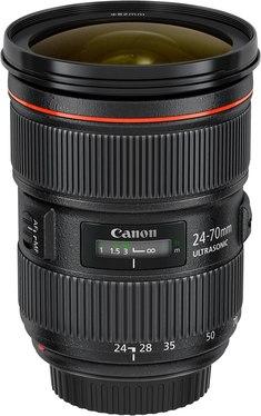 Objectif Canon EF 24-70mm f/2.8L II USM (Frontaliers Suisse)