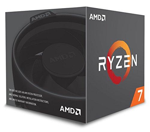 Processeur AMD Ryzen 7 2700 - 3,2 GHz, socket AM4