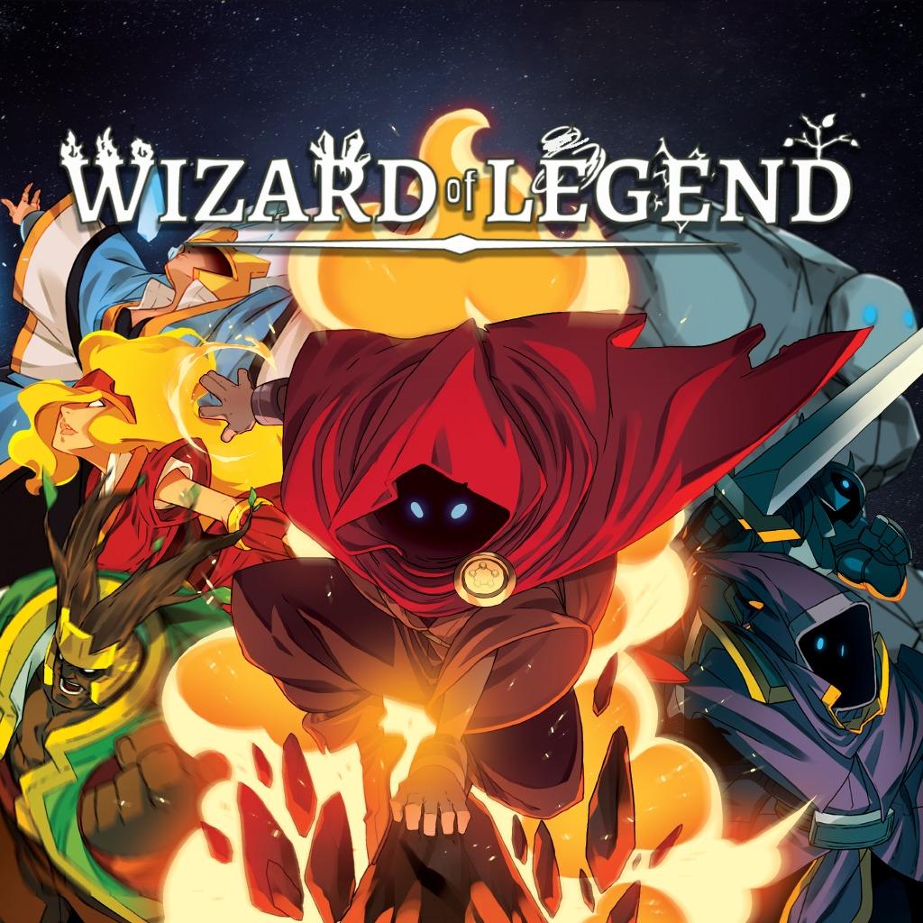 Wizard of Legend sur PC (dématérialisé, Steam)