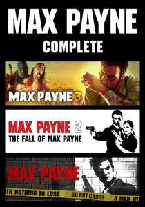 Max Payne Collection sur PC (Steam)