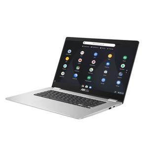 """[Cdiscount à Volonté] PC portable 15.6"""" Asus Chromebook C523NA-A20007 - full HD tactile, Pentium N4200, 4Go de RAM, 64Go en eMMC, Chrome OS"""