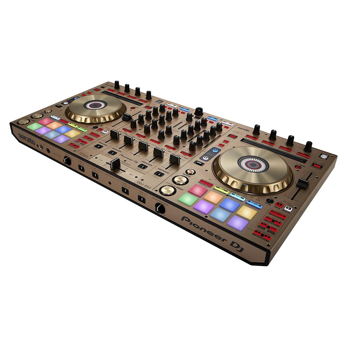 Contrôleur DJ USB Pioneer DJ - DDJ SX 2 N (Edition Limitée)