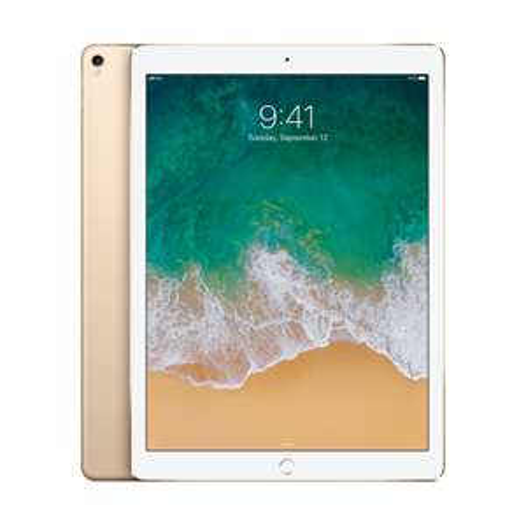 Tablette 12.9 Apple iPad Pro MQEF2NF/A Or (WiFi + 4G) - Retina, A10X, 64Go
