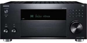 Ampli Home-Cinema Onkyo TX-RZ830 - 9.2, UHD, HDR/Dolby Vision, Dolby Atmos, DTS-X