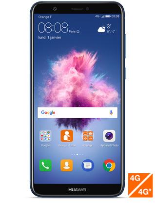 "Smartphone 5.65"" Huawei P Smart - full HD+, Kirin 659, 3 Go de RAM, 32 Go"