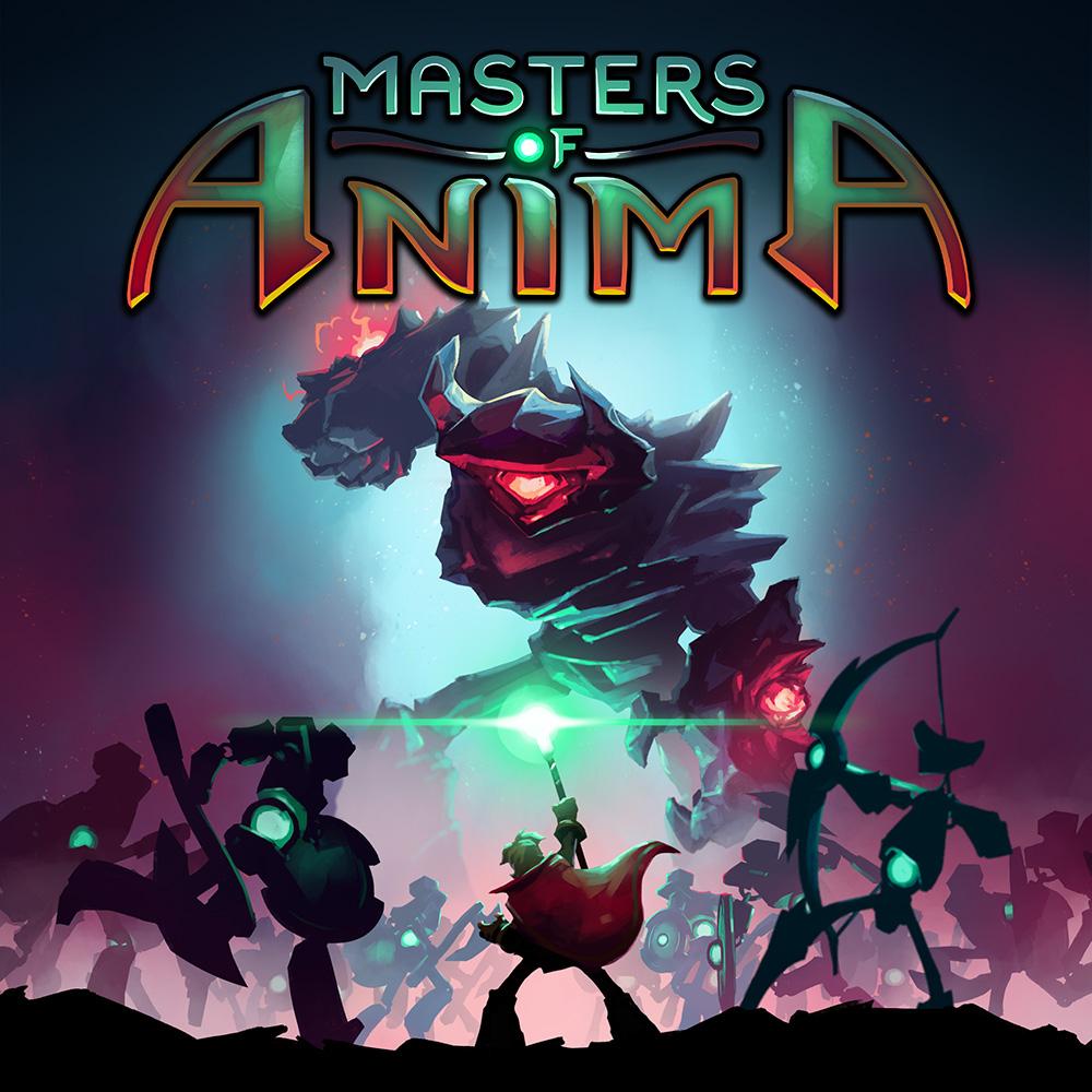Masters of Anima sur Nintendo Switch (Dématérialisé)