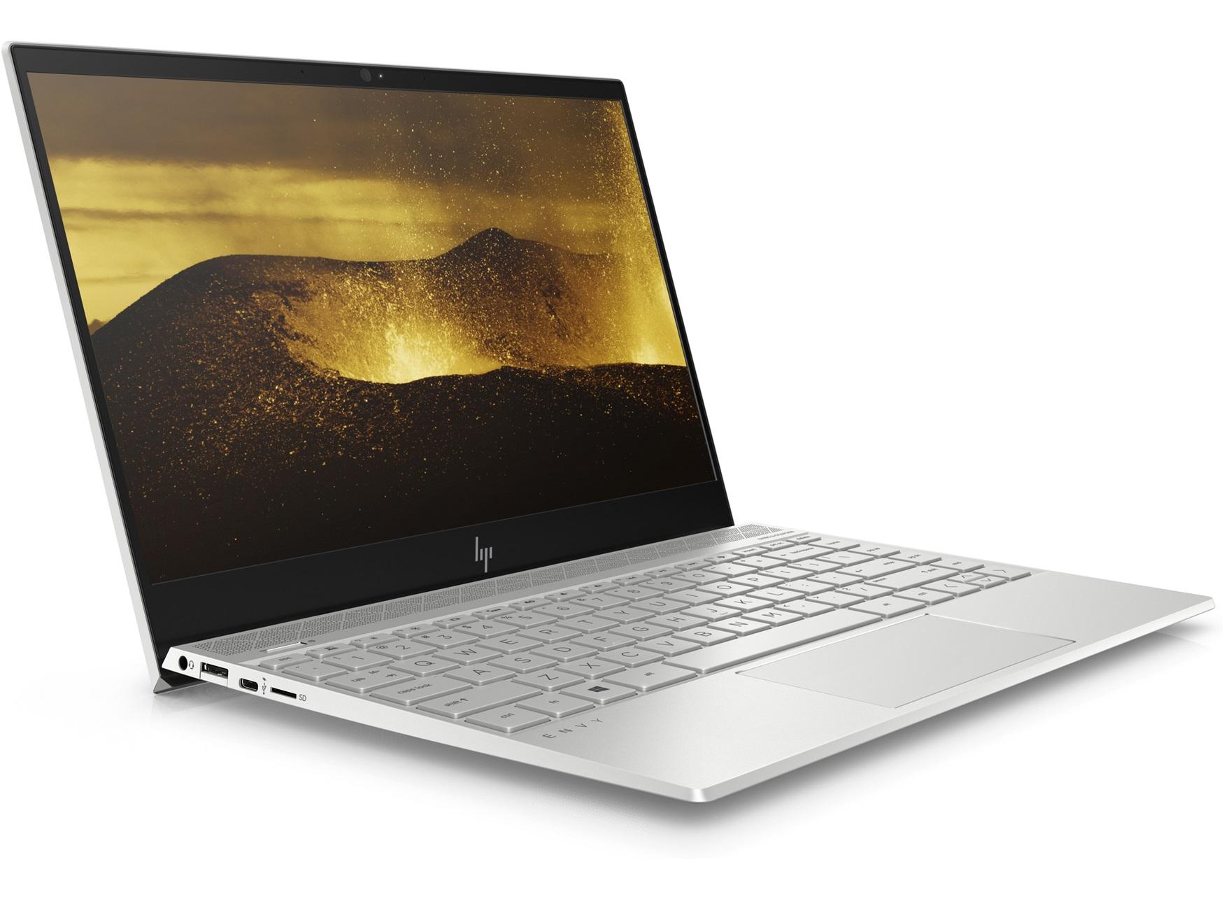 """[Étudiants] PC portable 13.3"""" full HD HP Envy 13-ah0056nf - i5-8250U, 8 Go de RAM, 256 Go en SSD, Windows 10 (via ODR de 100€)"""