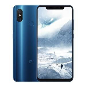 """[CDÀV] Smartphone 6.21"""" Xiaomi Mi 8 - full HD+, SnapDragon 845, 6 Go de RAM, 128 Go, 4G (B20), bleu (vendeur tiers, expédié par Cdiscount)"""