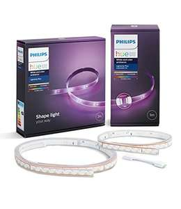 Ruban Lumineux Philips Hue Lightstrip Plus White and Color 2m + Extension 1m