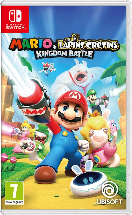 Sélection de titres en promotion - Ex : Mario + The Lapins Cretins Kingdom Battle - Gold Edition (Dématérialisé)
