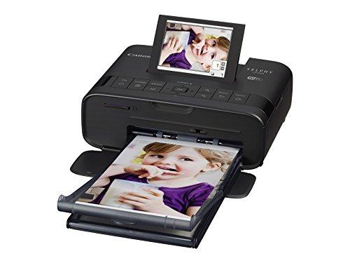 Imprimante photo Canon Selphy CP1300 - Wifi - Noir/Blanc/Rose