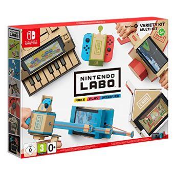Toy-Con 1 Multi-kit Nintendo Labo sur Nintendo Switch