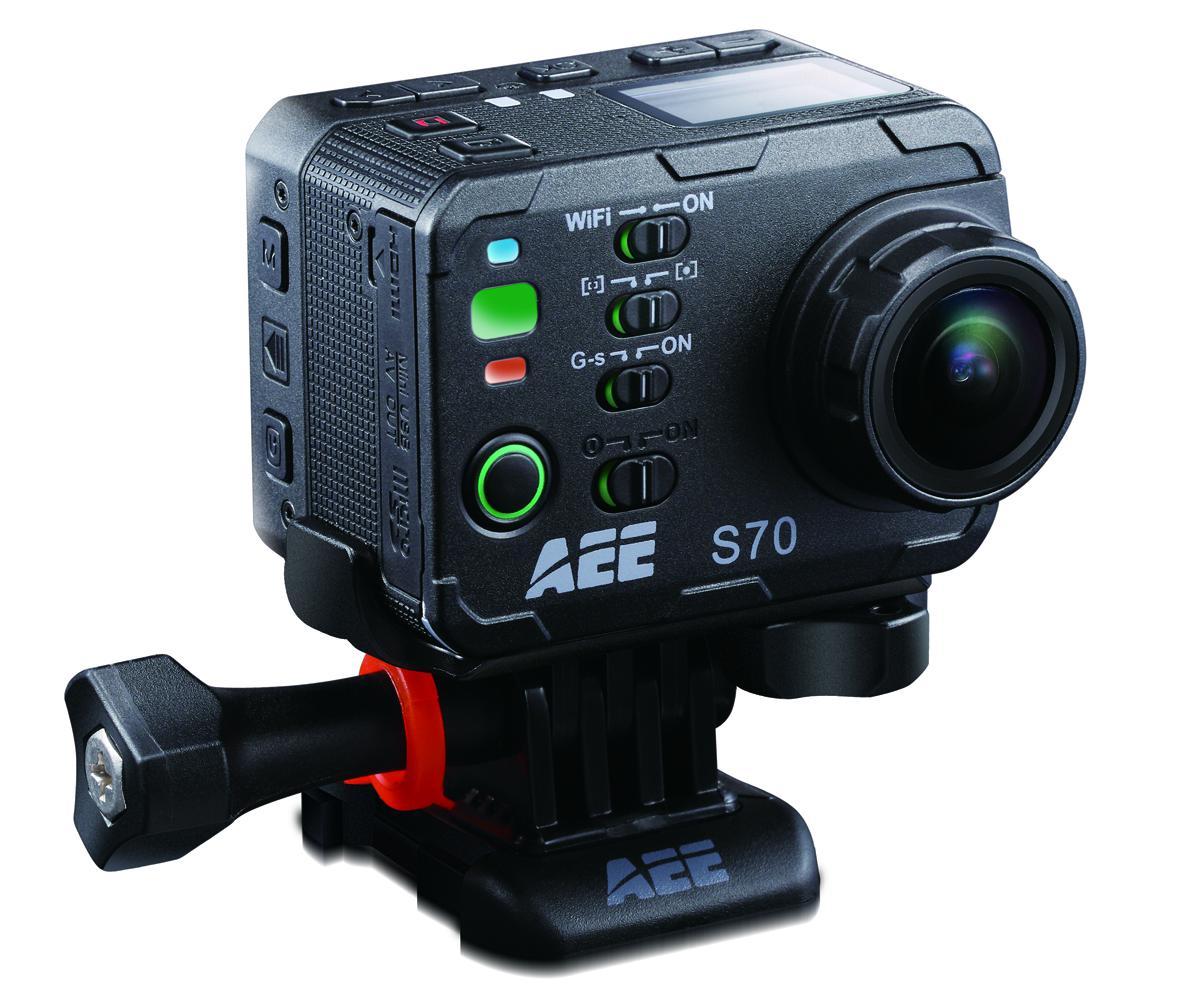 Caméra sportive PNJ AEE S70