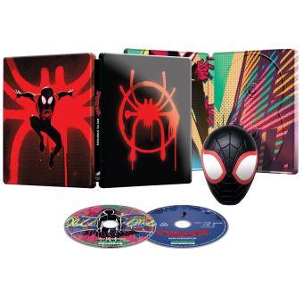 [Pré-commande - Adhérents] Blu-ray 3D Spider-Man: New Generation - Édition Steelbook Spéciale (+ 5€ sur le compte fidélité)