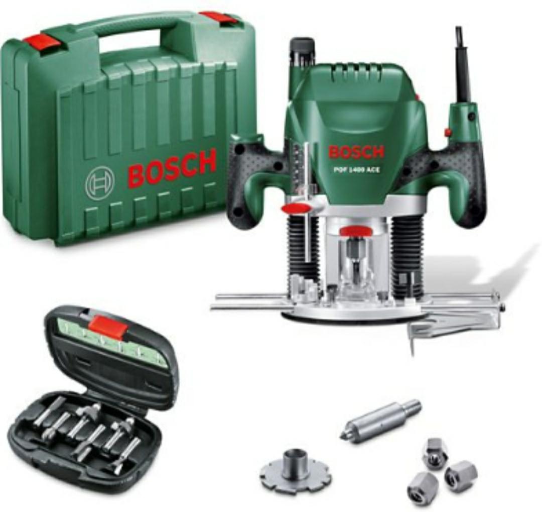 Défonceuse Bosch POF 1400 ACE - 1400 W