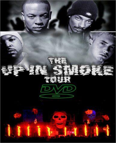 Concert The Up in Smoke Tour avec Dr. Dre, Eminem, Ice Cube et Snoop Dogg visionnable gratuitement en streaming (dématérialisé)
