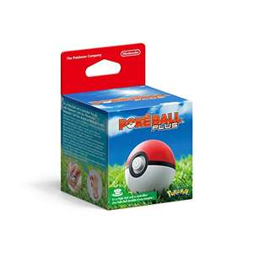 Accessoire Pokéball Plus pour Nintendo Switch