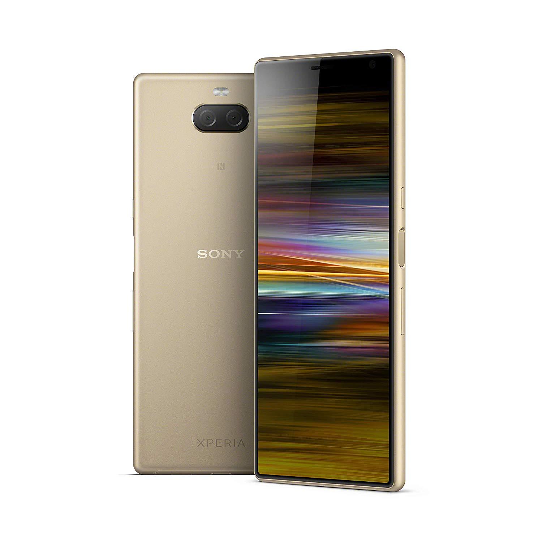 "Smartphone 6,5"" Sony Xperia 10 Plus Dual SIM - 64 Go (4 coloris)"