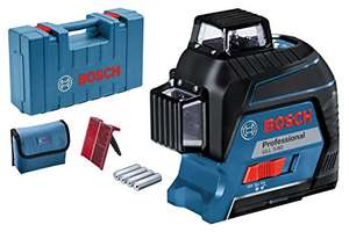 Niveau Laser Lignes Bosch Professional 0601063S00 GLL 3-80