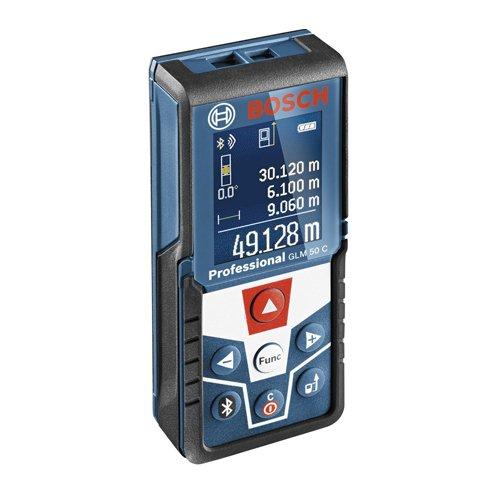 Télémètre Laser Bosch Professional GLM 50 C - Portée 50 m (sans piles supplémentaires)