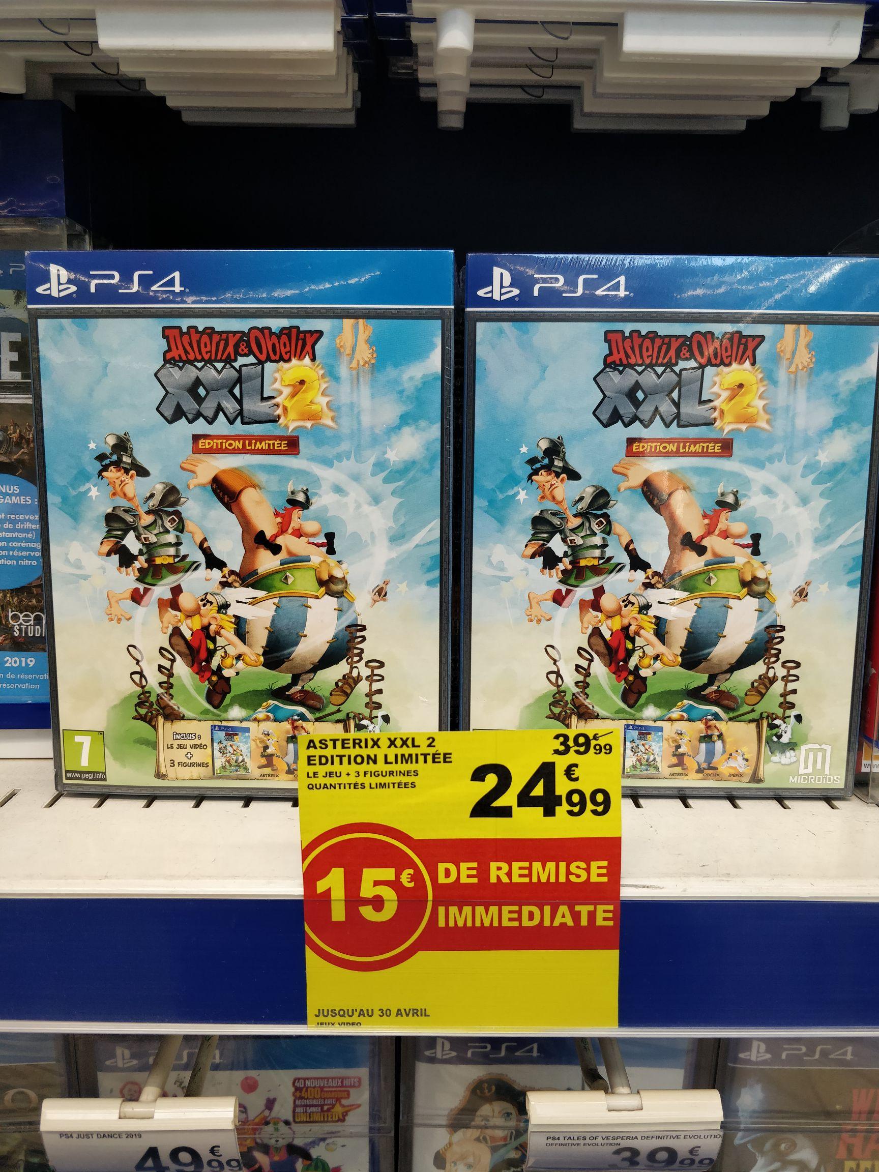 Astérix & Obélix XXL 2 Edition Limitée sur PS4 - Porte des Alpes (69)