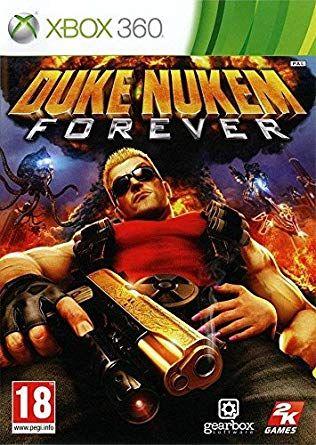 Duke Nukem Forever sur Xbox 360 (dématérialisé)