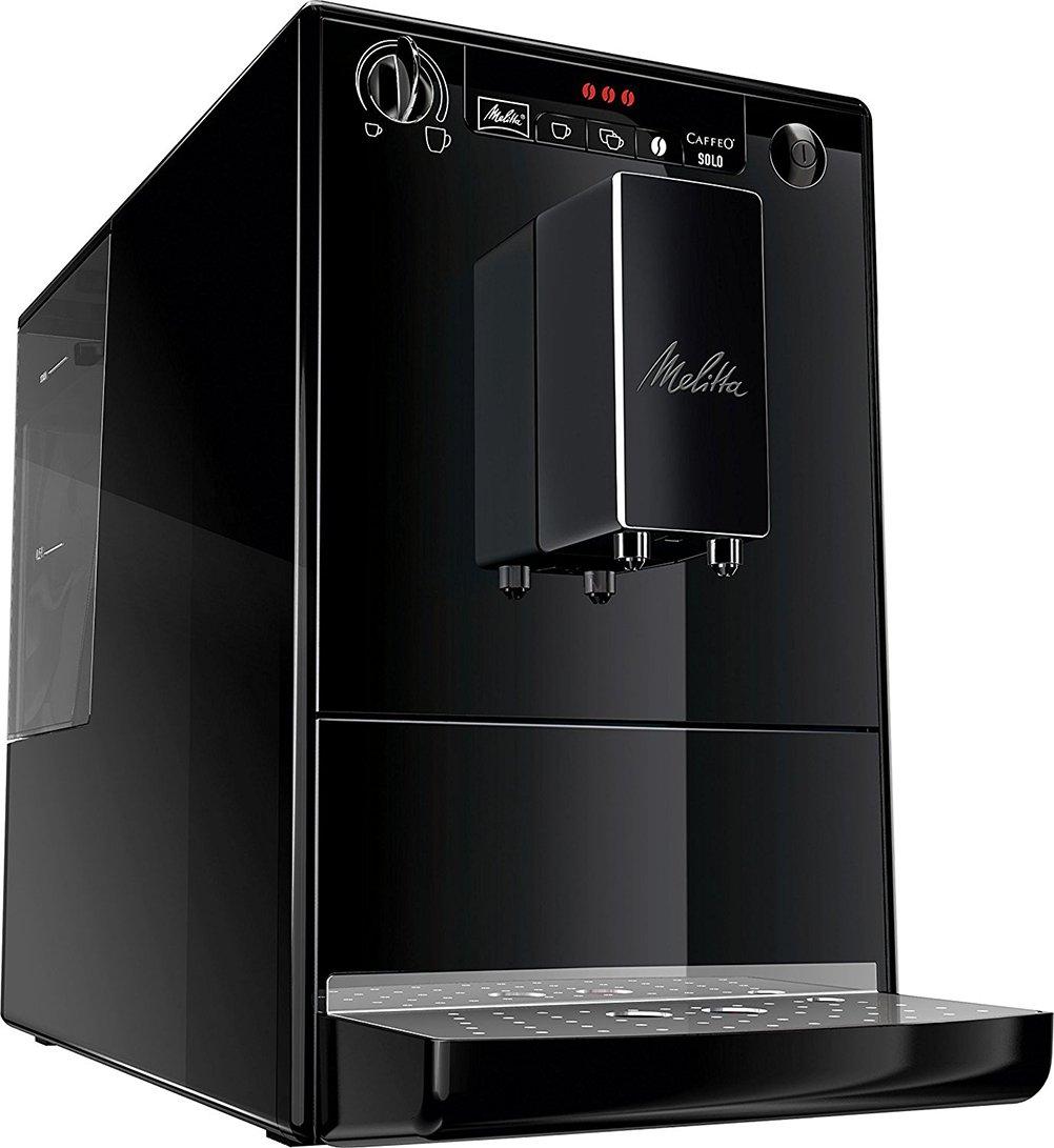 25% de réduction sur une sélection de Machines à café Expresso avec Broyeur - Ex : Melitta Caffeo Solo (1400 W) à 224.31€