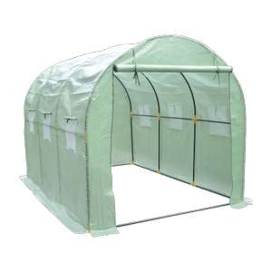 Serre tunnel de jardin Garden Feelings - 300x200x190 cm, 6 m²