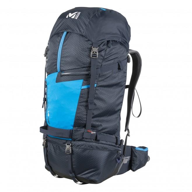 Sac à Dos Trekking Ubic Bleu Marine pour Hommes - 50 + 10L