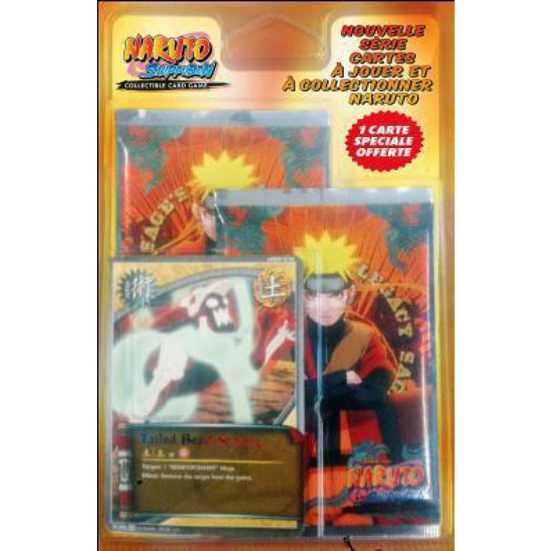 Sélection de Produits en promotion - Ex : Bi pack booster Naruto (Dans une sélection de magasins)