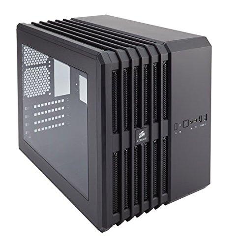 Boîtier PC Gaming Corsair Carbide Air 240 (Fenêtré Mini-ATX High Airflow) - Noir