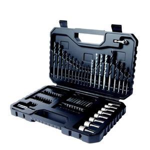 Coffret perçage vissage BLACK+DECKER A7219-XJ - 80 pièces