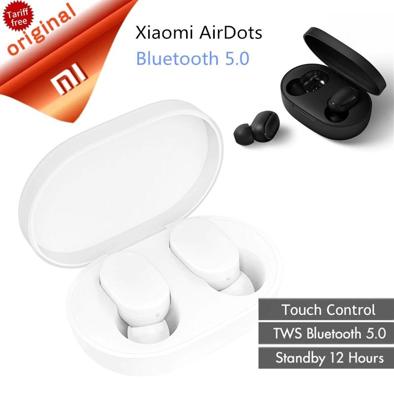 Écouteurs intra-auriculaire sans-fil Xiaomi AirDots TWS Édition Youth - Bluetooth
