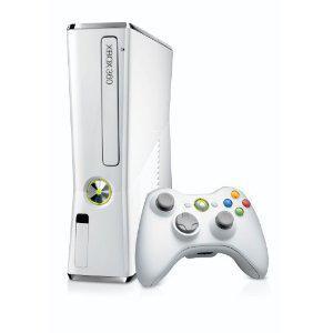 Console Xbox 360 4 Go Edition Limitée blanche - Import Allemagne