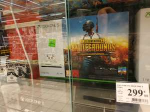 Console Microsoft Xbox One S  1 To + PlayerUnknown's Battlegrounds (Bois Sénart 77)