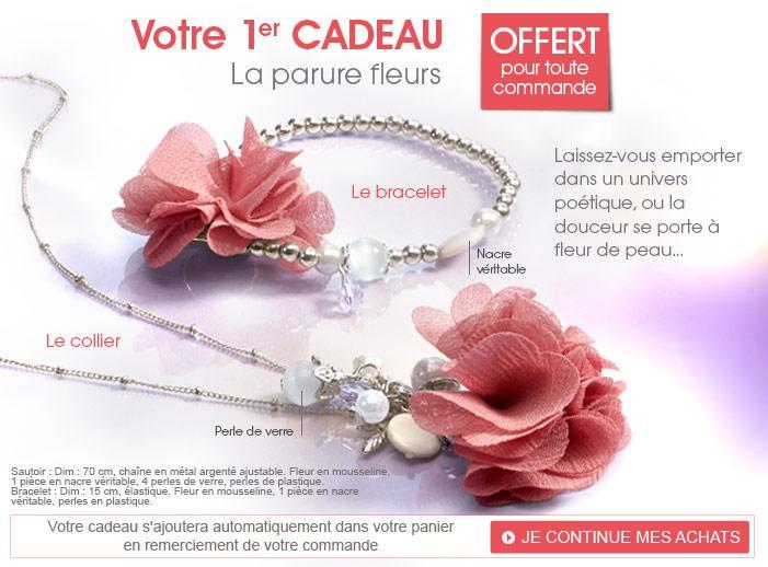 Gel Lavant Mains + [collier+bracelet ou montre ou cadeau surprise] (frais de port inclus) par téléphone