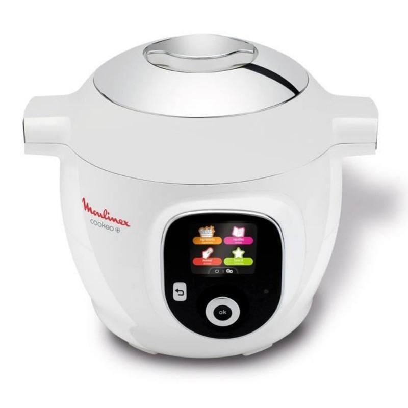 Multicuiseur intelligent Cookeo Moulinex CE704110 avec 100 recettes préprogrammées - 6L (Tpup.com)