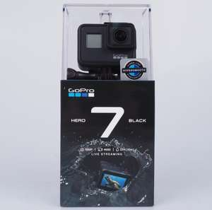 Caméra sportive GoPro Hero7 Black
